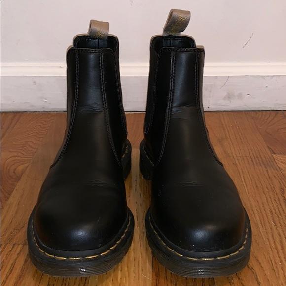 Doc Martens 2976 Slip Resistant Black